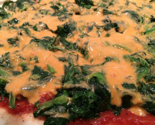 Glutenfreier Pizzteig - so gehts
